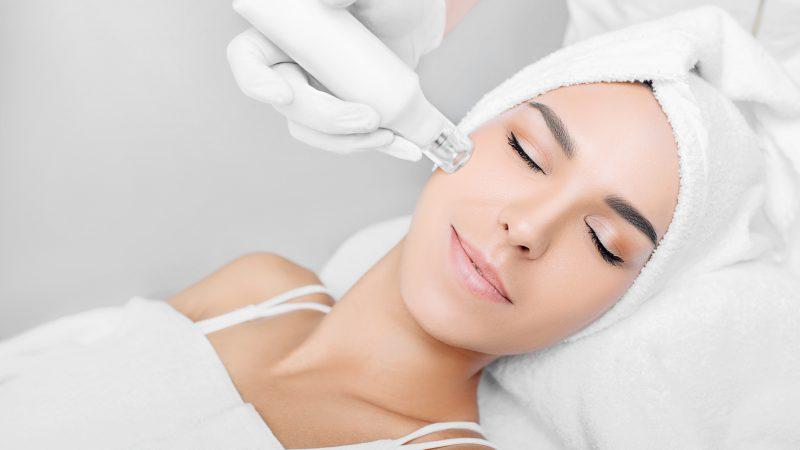 Mezoterapia – regenerujący zabieg na twarz