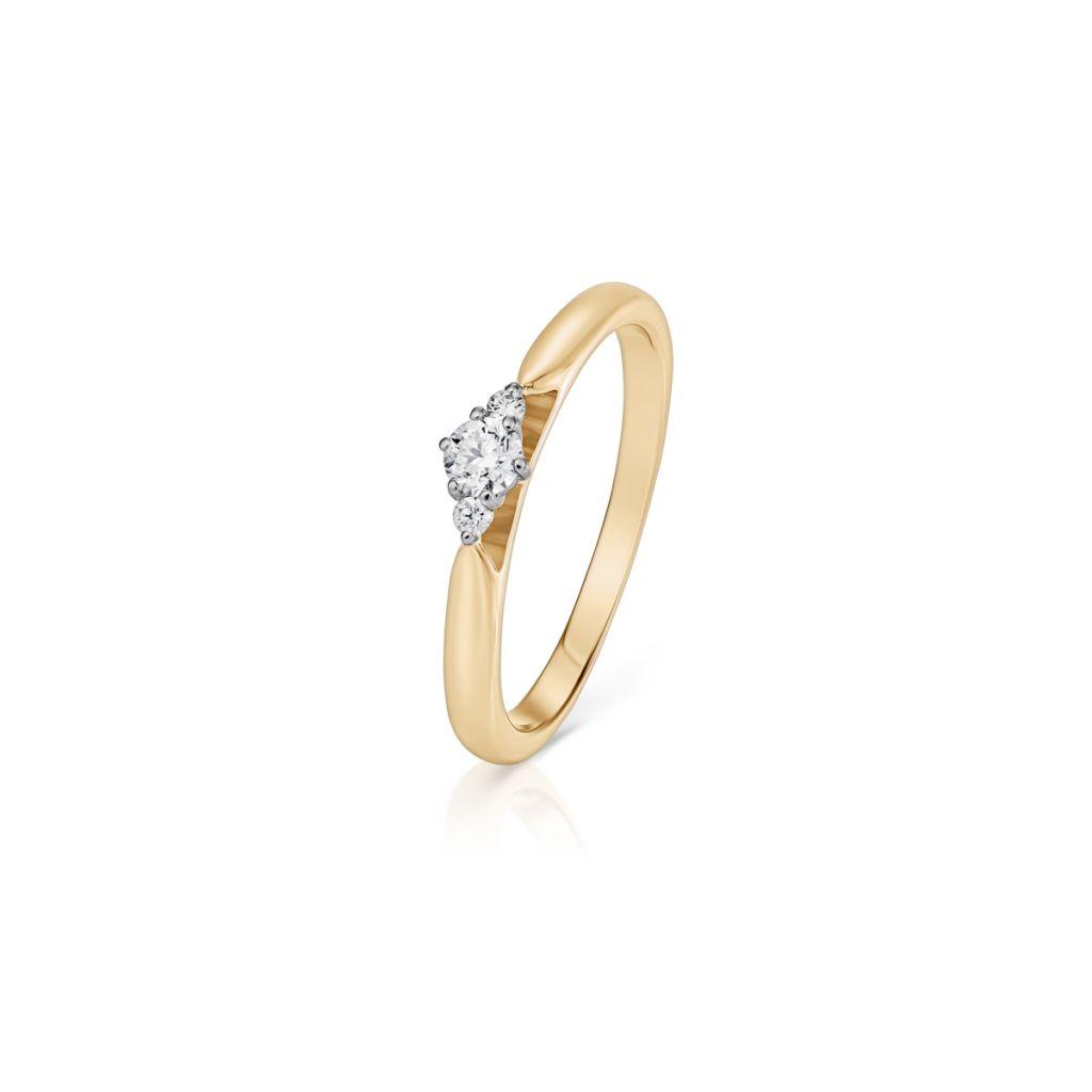 Czy złoty pierścionek to jedyny dobry wybór na zaręczyny?